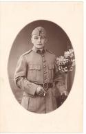Carte Photo -  WW1 - 14ème Régiment ?   Uniforme Soldat Militaire - Guerre, Militaire