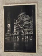 Cremona - Il Duomo ed il Torrazzo Notturno 1956
