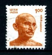 INDIA - GANDI - Usato - Used. - Mahatma Gandhi