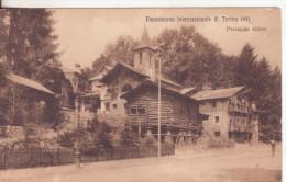 2-Eventi-Inaugurazioni-Mostre Ed Esposizioni: Torino 1911-Paesaggio Alpino-Nuova-New-Nouveau - Inaugurazioni