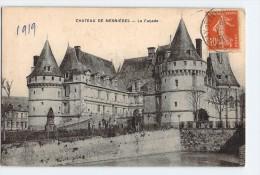 (F61) - CHATEAU DE MESNIERES - LA FACADE - Mesnières-en-Bray