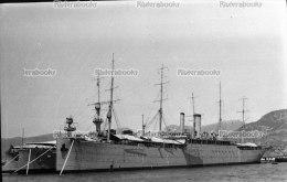 I1 - TOULON - Navires � identifier - negatif photo original, navires de guerre