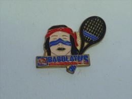 Pin's TENNIS, BABOLAT - Tenis