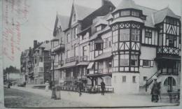 LA PANNE   La Digue - Belgique