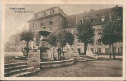ALLEMAGNE ZWEIBRUCKEN , Wittelsbachbrunnen - Zweibruecken