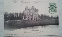 PERUWELZ   Chateau Moderne - Belgique