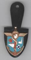 INSIGNE MAGASIN GENERAL SERVICE DE SANTE 35, MARSEILLE, dor� - ARTHUS BERTRAND G 2983