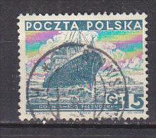 PGL - POLAND Yv N°381 - Oblitérés