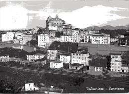 LAZIO-ROMA-VALMONTONE VEDUTA PANORAMA CITTA' CASE LINEA FERROVIARIA (vedi Note) - Italia