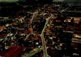 51-PONTFAVERGER MORONVILLIERS..VUE GENERALE AERIENNE... .CPM - Autres Communes