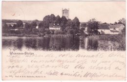 WANNSEE -STOLPE  N°1025/7 - Verl. S.&G. Saulsohn - Wannsee