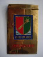 "Presse papier ""RHIN ET DANUBE""  - Indo - indochine - TOA."