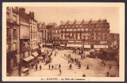 NANTES . La Place Du Commerce . - Nantes