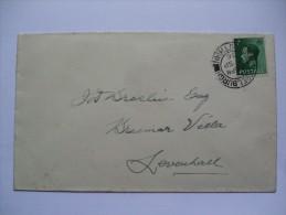 GB EDWARD VII FDC FOR 1/2D DEFINITIVE 1 SEPTEMBER 1936 - 1902-1951 (Kings)