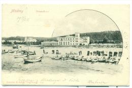 Polen - Poland - Misdroy - Miedzyzdroje  -  1900