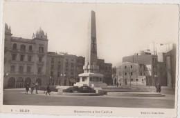 ESPAGNE,REUS,catalogne,ca Taluna,tarragona,monument O  A Los Caidos,vue Sur Les Habitants,edicion Casa Grau,rare - Tarragona