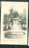 N°33 - Bruxelles -   Lmonument Des Comtes D'egmont Et De Horn   - Fag05 - Monuments