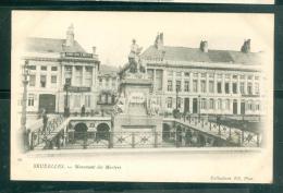 N°20 - Bruxelles -   Monument Des Martyrs  - Fag12 - Monuments