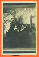 """Salon De 1902 -  Marec   """"  La Manille  """" - Cartoline"""