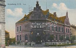 KREUZBURG, O. S. - POST