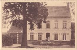 WAARSCHOOT : Villa Standaert - De Ruyter - Waarschoot
