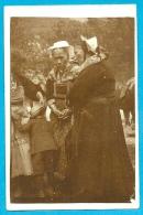 """PHOTO Amateur """"Costumes Des ARVES"""" 1929 (73 Savoie Maurienne) Costume Folklore Coiffe Les - Zonder Classificatie"""