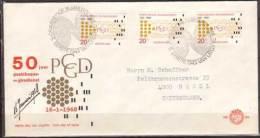Niederlande , FDC , 1968 , Mi. Nr. 893 - FDC