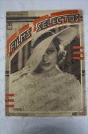 1934 Movie Actors Magazine - Frances Drake, Sylvia Sidney, Charles Farrell, Jean Murat, Marie Glory, Karen Morley... - Revistas