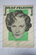 1933 Movie Actors Magazine - Madge Evans, Elizabeth Allan, Barbara Stanwyck, Douglas Fairbanks, Miriam Hopkins... - Revistas
