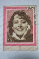 1933 Movie/ Cinema Actors Magazine - Frances Dee, Fatty, Simone Simon, Fay Wray, Joan Crawford, Roscoe Arbuckle... - Revistas
