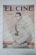 1935 Movie Actors Magazine- Gary Cooper, Joan Crawford, Jean Parker, Clark Gable, Ginger Rogers, Iris Adrian... - Revistas
