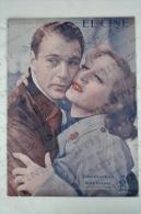 1933 Movie Actors Magazine - Joan Crawford, Gary Cooper, Risqué Luana Walters, Clara Bow, Mae Wes, Helen Hayes... - Revistas