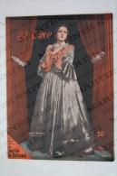 1935 Movie/ Cinema Actors Magazine - Norma Shearer, Greta Garbo, Miriam Hopkins, Warren William, Sally Eilers, Mae West - Revistas
