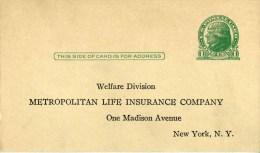 Entier Postal De 1935 Sur CP Avec Repiquage - Postal Stationery
