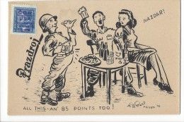 11460 - Prazdroj Nazdar All This An 85 Points Too Wowell Pilsen 45 - Humor