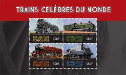 Togo-2014-Trains - Togo (1960-...)