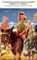 HUMOUR - ILLUSTRATEUR - TAYLOR - Jeunes Enfants - Anes - ( N°1589). - Taylor