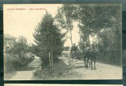SAINT CHERON Rue D´Arzillières   ( état Sup )  Fag58 - Autres Communes