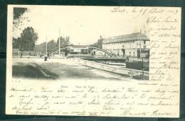 REIMS - Pont De Vesle        ( état Sup )   Fag75 - Reims