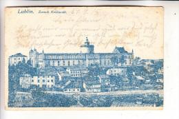 PL 20000 LUBLIN, Zamek Krolowski, deutsche Feldpost 1.Weltkrieg