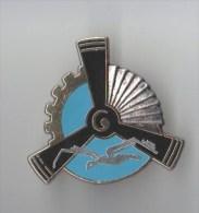 INSIGNE ESCADRON AVION 03-317, E.T.A.A. ROCHEFORT , Ecole Technique de l'Arm�e de l'Air - BALLARD A 1029