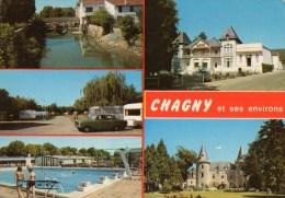 1 Cp Chagny - Chagny