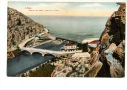 C P A-- LIBAN---fleuve Du Chien Vue Sur La Mer---voir 2 Scans - Liban