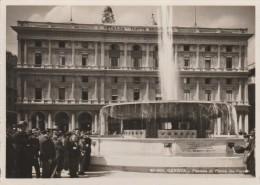 GENOVA - FONTANA DI PIAZZA DE FERRARI - Genova