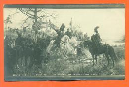 """Salon De 1901 -  Jan Styka  """"  Par Le Fer Et Par Le Feu  """" - Regiments"""