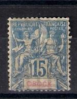 Obock 1892, YT 37 (*)  , Cote 22,75 - Unused Stamps