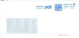 BRD Karlsruhe Frankit 2015 KIT Institut Für Technologie Universität Karlsruhe - Machine Stamps (ATM)