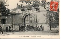 73. Alberville. Le Penitentier Militaire - Albertville