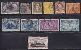 United States (USA), Used (o) Old Stamp Accumulation - Etats-Unis