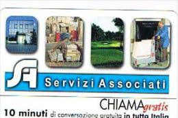 CHIAMAGRATIS - SERVIZI ASSOCIATI    -     MINT   (RIF.CP) - Italia